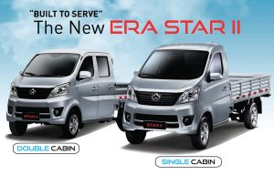 Brochure - Chana Era Star II Pick-Up in Malaysia